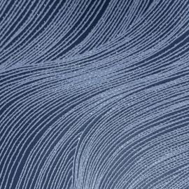 A glitter wave wallpaper with a navy blue background.