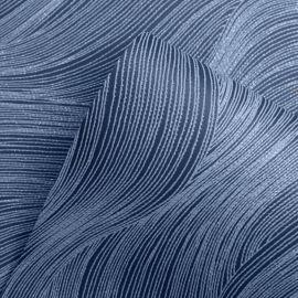 Orla Wave Glitter Wallpaper