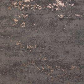Orion Concrete Industrial Texture Wallpaper Charcoal & Copper