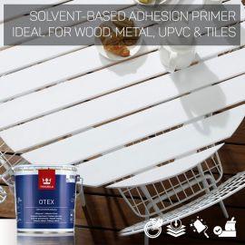 Tikkurila Otex Solvent-Based Adhesion Primer - Colour Match