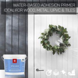 Tikkurila Otex Akva Water-Based Adhesion Primer - Colour Match