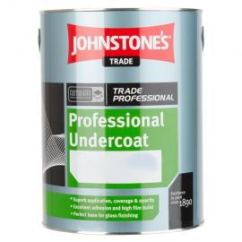 Johnstone's Trade Professional Undercoat - Colour Match