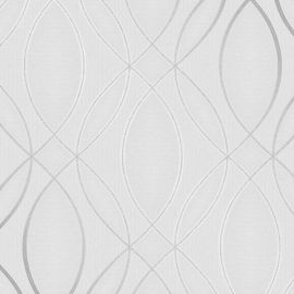 Pulse Ogee Wave Wallpaper