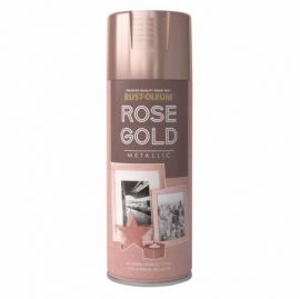 Rust-oleum Metallic Spray Paint