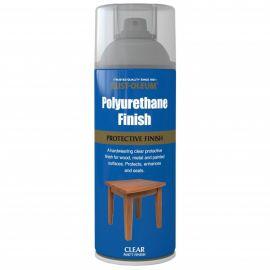Rust-Oleum Polyurethane Finish Spray Paint 400ml