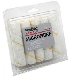 ProDec Microfibre Short Pile Mini Roller (10 Pack) ARRE022