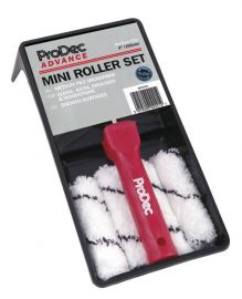 ProDec Advance Medium Pile Mini Roller Set 4""