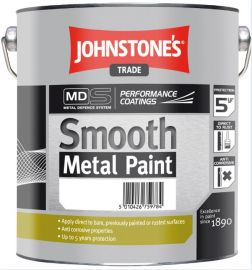 Johnstone's Smooth Metal Paint