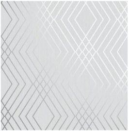 Shard Geo Trellis Wallpaper