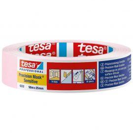 Tesa Pink 4333 Precision Masking Tape Sensitive