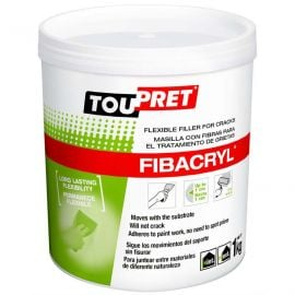 Toupret Fibacryl Exterior Flexible Filler (Ready to Use)
