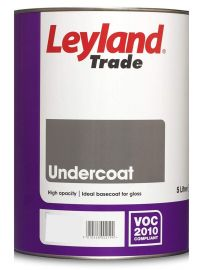 Leyland Trade Undercoat (Solvent Based) Ready Mix