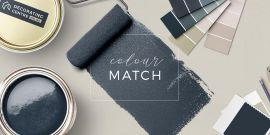Colour Match - for interior walls & woodwork