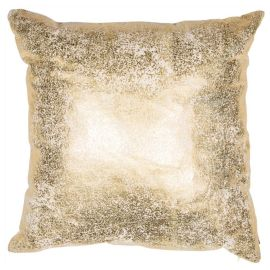 Malini Golden Cushion