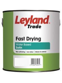 Leyland Trade Fast Dry Satin - Colour Match