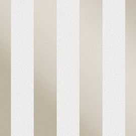 Monaco Sparkle Metallic Stripe Wallpaper Antique Gold