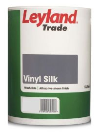Leyland Trade Vinyl Silk - Colour Match