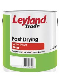 Leyland Trade Fast Drying Gloss - Colour Match