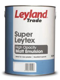 Leyland Trade Super Leytex - Colour Match