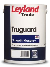 Leyland Trade Truguard Smooth Masonry - Colour Match
