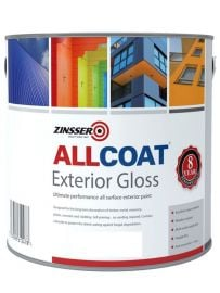 Zinsser AllCoat® Interior & Exterior Gloss - Colour Match