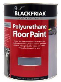 Blackfriar Professional Polyurethane Floor Paint - Colour Match