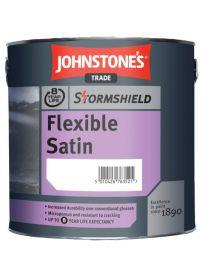 Johnstones Trade Stormshield Flexible Satin - Colour Match