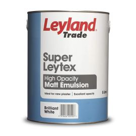 Leyland Trade Super Leytex  Paint