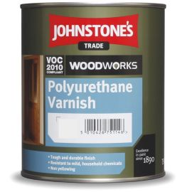 Johnstones Trade Durable QD Polyurethane Varnish