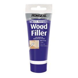 Ronseal Multi-purpose Wood Filler 100g White