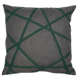Malini Akhil Green Cushion