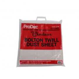 Windsor Bolton Twill Dust Sheet (12'x9')