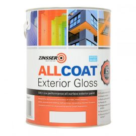 Zinsser AllCoat® Interior & Exterior Gloss - Colour Match