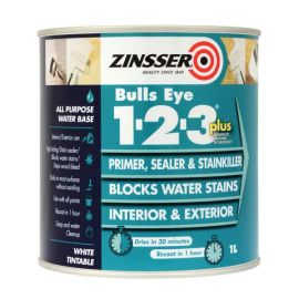 Zinsser Bullseye 1-2-3 Plus