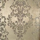 Serena Metallic Damask Wallpaper