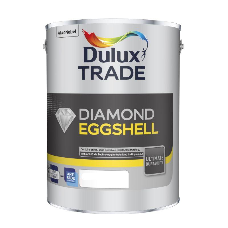Dulux Trade Diamond Eggshell Paint - Colour Match