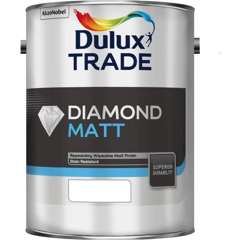 Dulux Trade Diamond Matt Paint - Colour Match