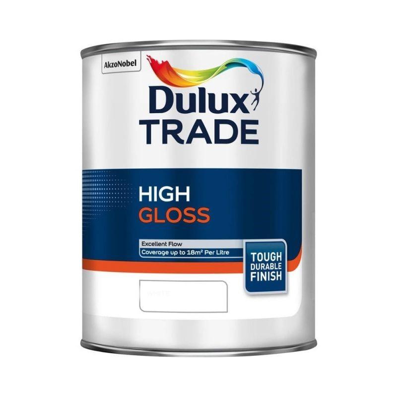 Dulux Trade High Gloss Paint - Colour Match