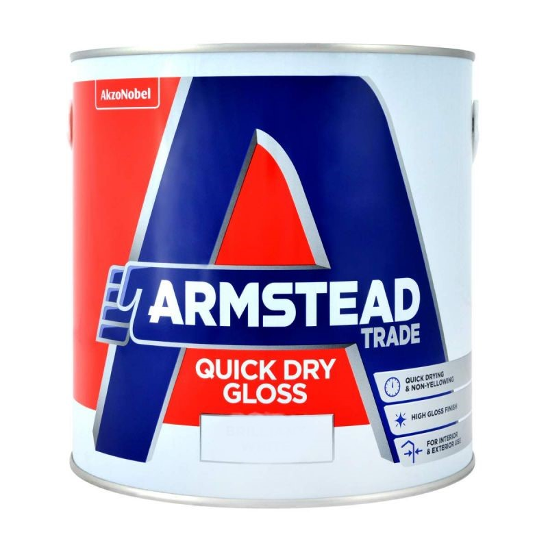 Armstead Trade Quick Dry Gloss Paint - Colour Match