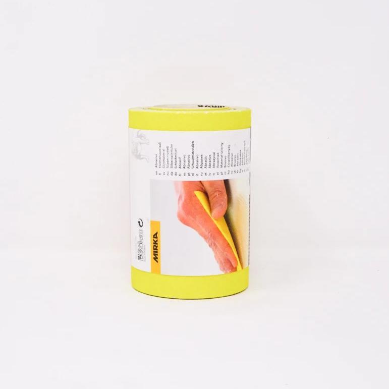 Mirka Fine Sanding Paper Roll P180 - 115mm x 5m
