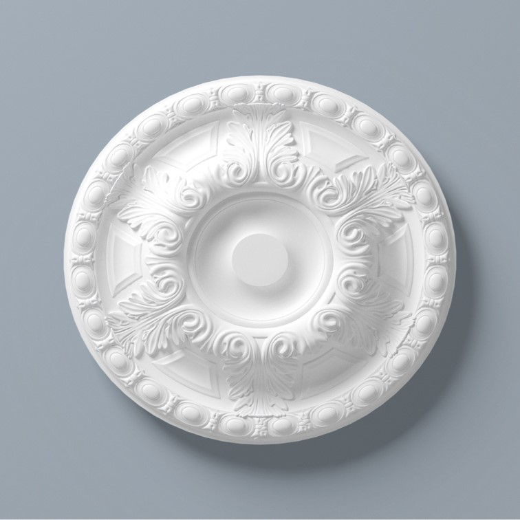 R18 Decorative Ceiling Rose