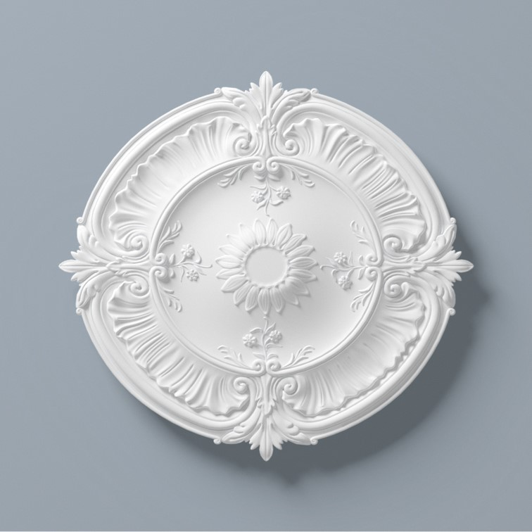 R24 Laura Ceiling Rose
