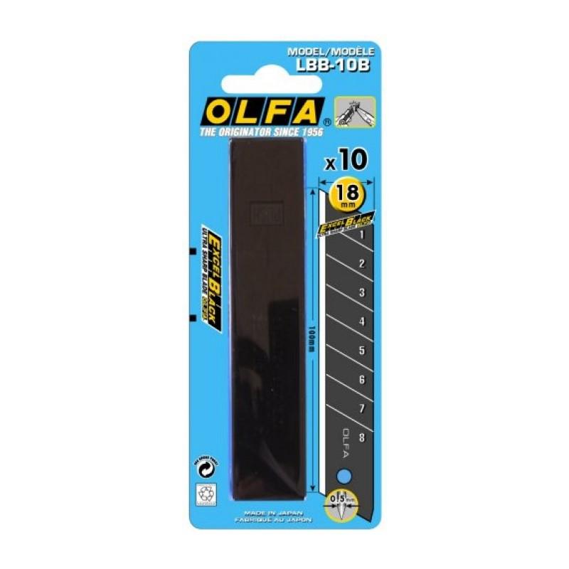 Olfa Spare Blades LBB-10B