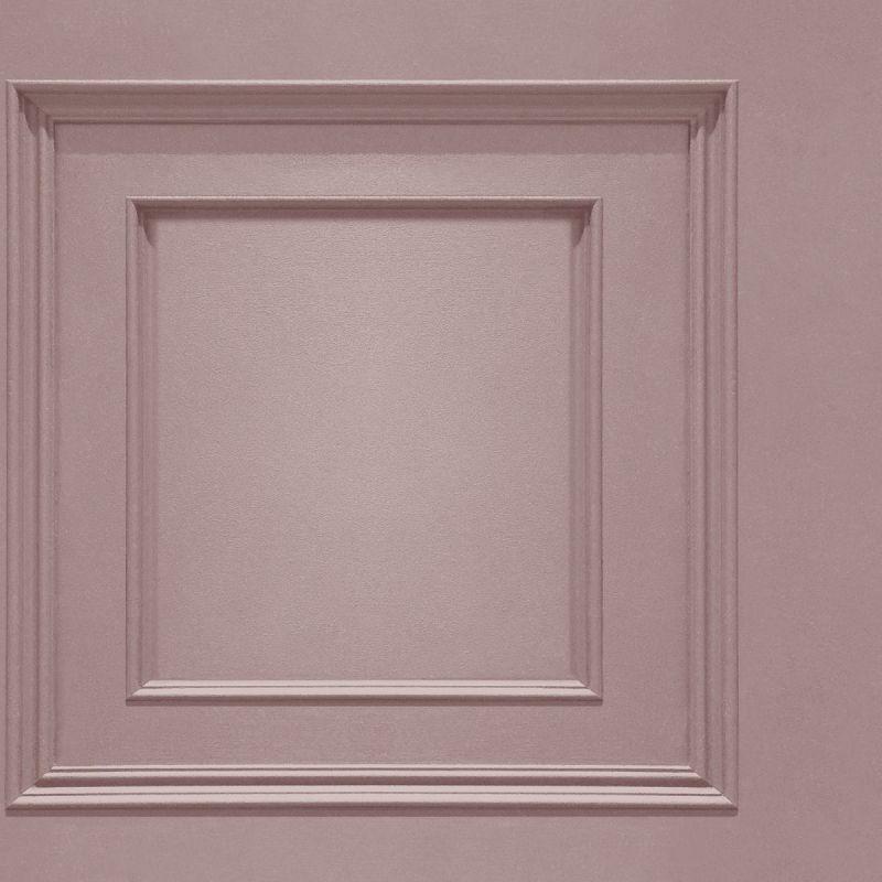 Oliana Panel Wallpaper Pink