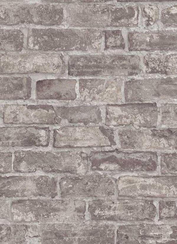 Imitations Rustic Brick Wallpaper