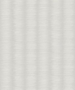 Ombre Metallic Stripe Wallpaper Silver