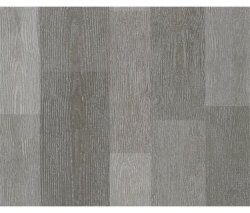 Titanium Grey Wood Panel Wallpaper