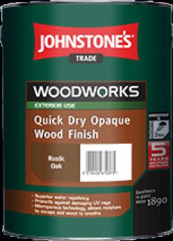 Colour Match Paint Exterior Paint Quick Dry Opaque Wood Paint 2.5L