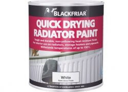 Quick Drying Radiator Paint 250mls