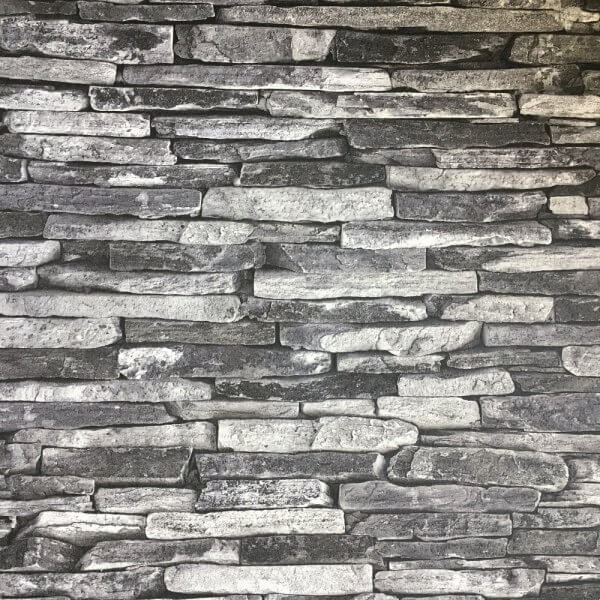 Wood N Slate Natural Slate Wallpaper As Creation Decorating